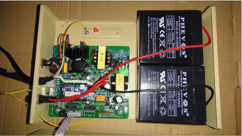 dc控制器接线方法视频